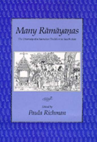 9780520075894: Many Ramayanas: The Diversity of a Narrative Tradition in South Asia