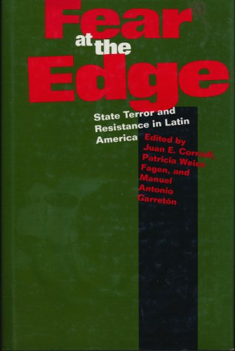 9780520077041: Fear at the Edge: State Terror and Resistance in Latin America
