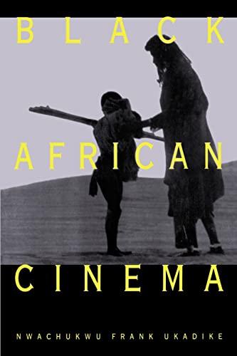 9780520077485: Black African Cinema