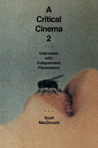 9780520079182: A Critical Cinema 2: Interviews with Independent Filmmakers (Bk. 2)