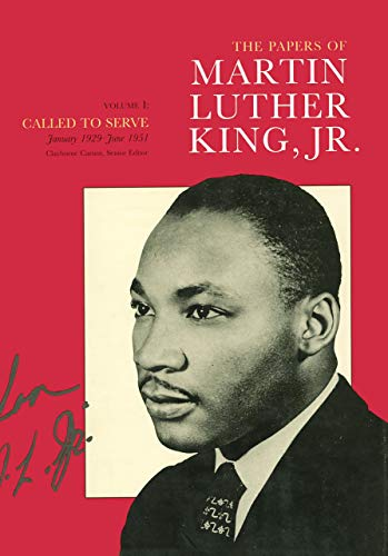 The Papers of Martin Luther King, Jr. [Six Volumes]: Carswell, Donald, Editor