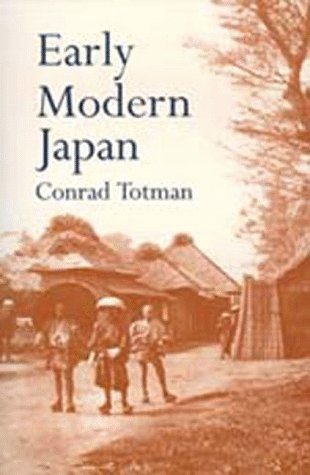 9780520080263: Early Modern Japan (A Philip E. Lilienthal Book)