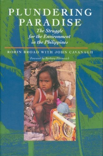 9780520080812: Plundering Paradise: The Struggle for the Environment in the Philippines