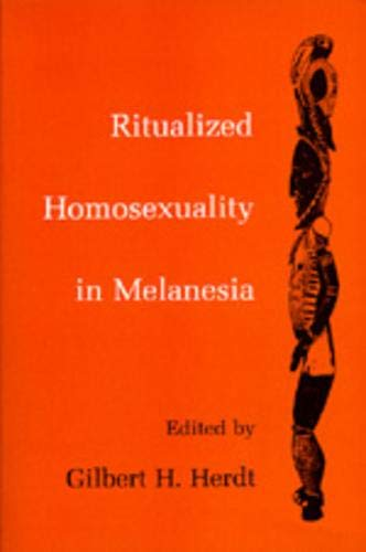9780520080966: Ritualized Homosexuality in Melanesia