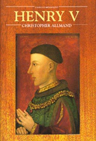 9780520082939: Henry V (English Monarchs Series)