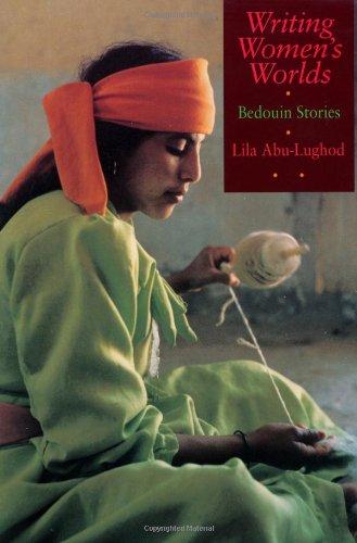 9780520083042: Writing Women's Worlds: Bedouin Stories