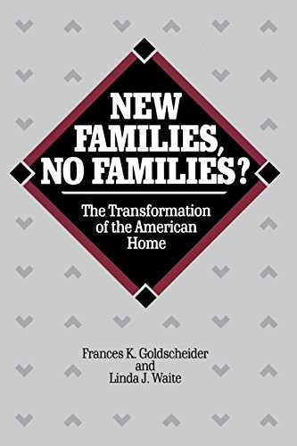 9780520083059: New Families, No Families?: The Transformation of the American Home (Studies in Demography)