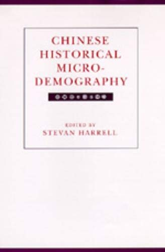9780520083066: Chinese Historical Microdemography (Studies on China)
