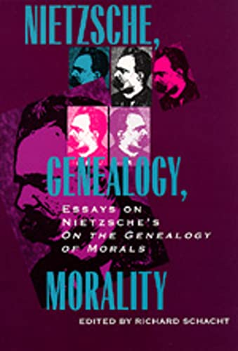 "nietzsche on the genealogy of morality essay 1 Nietzsche on naturalism, egoism and altruism introduction 1 i nietzsche's task 3 and the concept of morality"" in nietzsche, genealogy, morality."