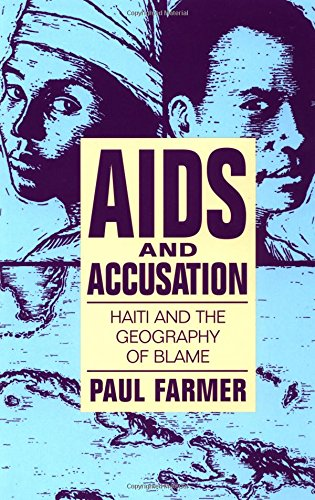 9780520083431: AIDS and Accusation: Haiti and the Geography of Blame