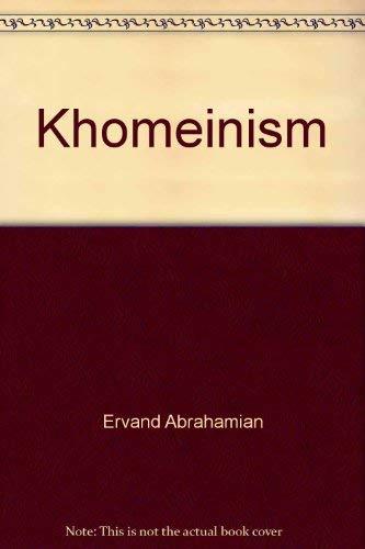 9780520083516: Khomeinism