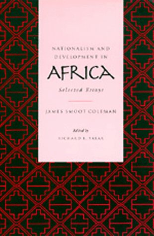 9780520083769: Nationalism and Development in Africa: Selected Essays
