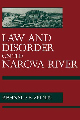 Law and Disorder on the Narova River. The Kreenholm Strike of 1872.