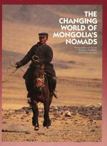 9780520085510: The Changing World of Mongolia's Nomads