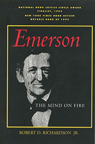9780520088085: Emerson: The Mind on Fire