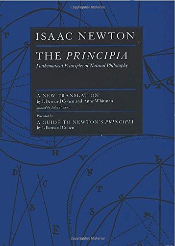 9780520088160: The Principia: Mathematical Principles of Natural Philosophy