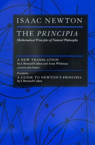 9780520088177: The Principia: Mathematical Principles of Natural Philosophy