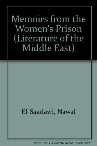 9780520088870: Memoirs from the Women's Prison (Literature of the Middle East)