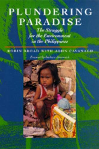 9780520089211: Plundering Paradise: The Struggle for the Environment in the Philippines
