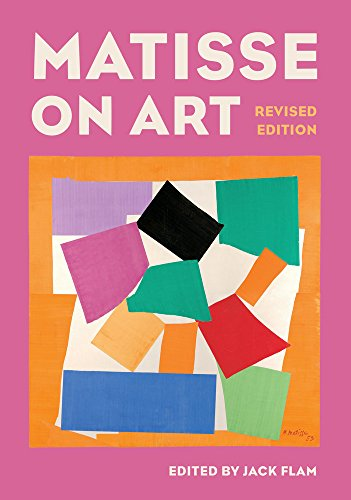 9780520200371: Matisse on Art, Revised edition (Documents of Twentieth-Century Art)