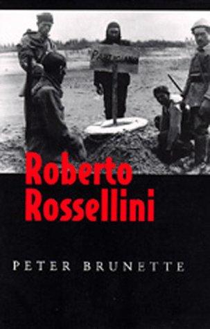9780520200531: Roberto Rossellini