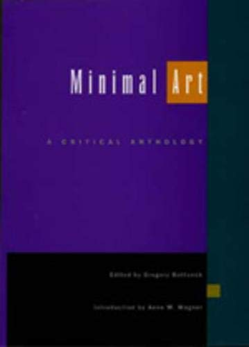 9780520201477: Minimal Art: A Critical Anthology