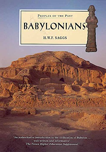 9780520202221: Babylonians (Peoples of the Past)