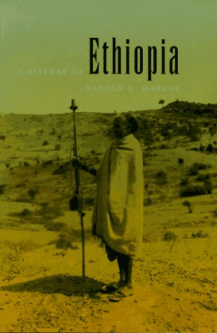 9780520202474: A History of Ethiopia