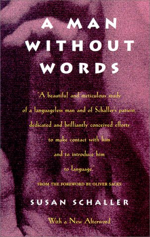 9780520202658: A Man Without Words