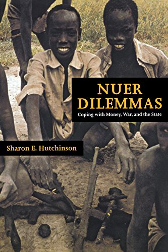 9780520202849: Nuer Dilemmas: Coping With Money, War, and the State