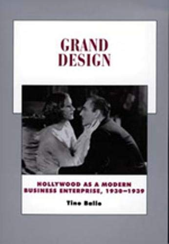 9780520203341: History of the American Cinema: Hollywood as a Modern Business Enterprise, 1930-1939
