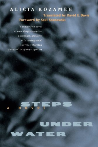 9780520203884: Steps Under Water: A Novel
