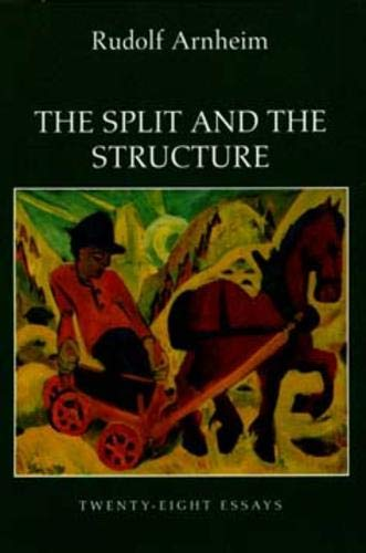 9780520204782: The Split and the Structure: Twenty-Eight Essays