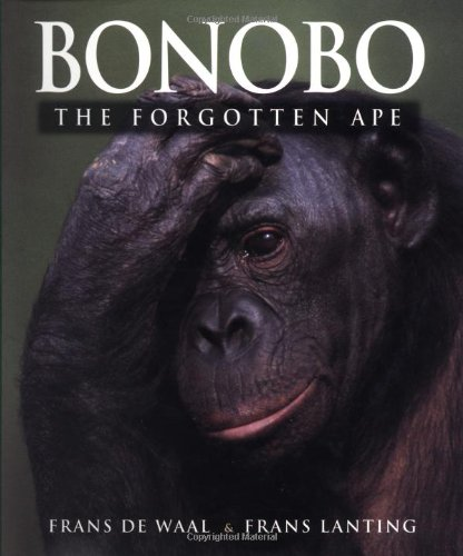 9780520205352: Bonobo: The Forgotten Ape