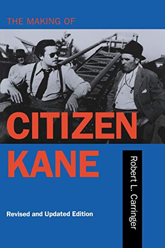 9780520205673: The Making of Citizen Kane, Revised edition