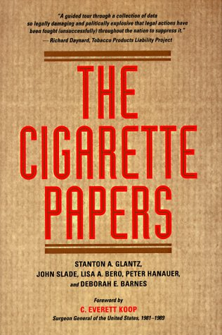 9780520205727: The Cigarette Papers