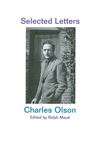 Selected Letters: Olson, Charles ;
