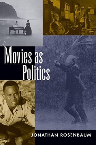9780520206151: Movies as Politics