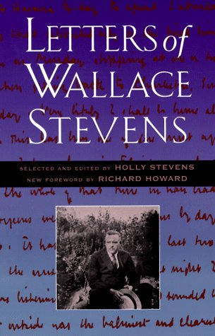 9780520206687: The Letters of Wallace Stevens