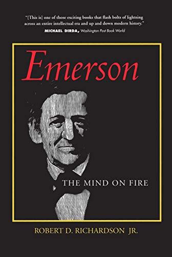 9780520206892: Emerson: The Mind on Fire (Centennial Books)