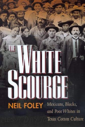 9780520207240: The White Scourge: Mexicans, Blacks, and Poor Whites in Texas Cotton Culture (American Crossroads)