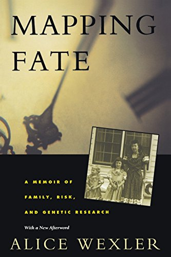 9780520207417: Mapping Fate: A Memoir of Family, Risk, & Genetic Research: A Memoir of Family, Risk, and Genetic Research