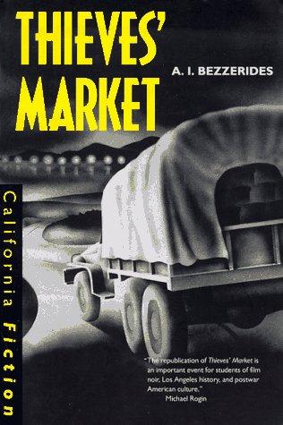 9780520207462: Thieves' Market