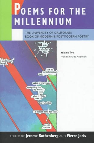 9780520208636: Poems for the Millennium: The University of California Book of Modern and Postmodern Poetry, Vol. 2: From Postwar to Millennium