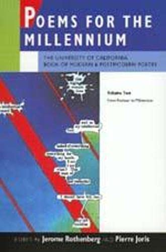 9780520208643: Poems for the Millennium: The University of California Book of Modern & Postmodern Poetry: 2