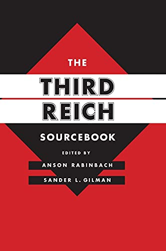 9780520208674: The Third Reich Sourcebook (Weimar and Now: German Cultural Criticism)