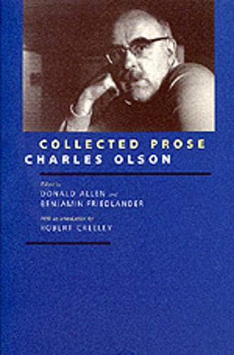 9780520208735: Collected Prose