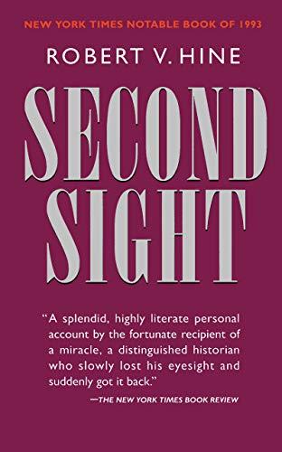 9780520208919: Second Sight