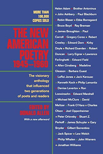 9780520209534: The New American Poetry, 1945-1960