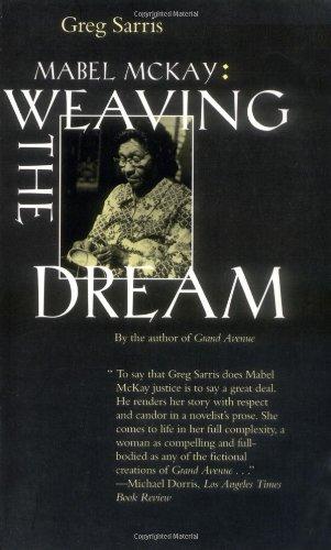 9780520209688: Mabel McKay: Weaving the Dream (Portraits of American Genius)